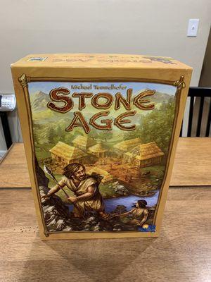 Stone Age Board Game by Rio Grande Games 2008 Michael Tummelhofer Complete for Sale in Newark, CA