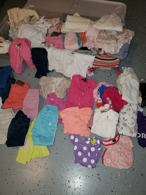 Girls baby clothes for Sale in Ocoee, FL