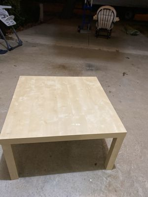 Coffee Table wooden for Sale in Irving, TX