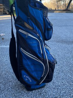 Callaway DRG Cart Golf Bag 14 Way for Sale in Columbia,  MD