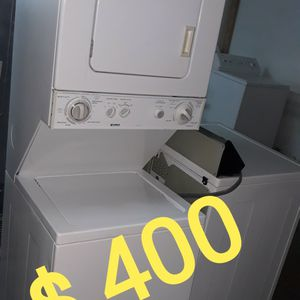 """Stackable washer And Dryer 24"""" for Sale in Houston, TX"""