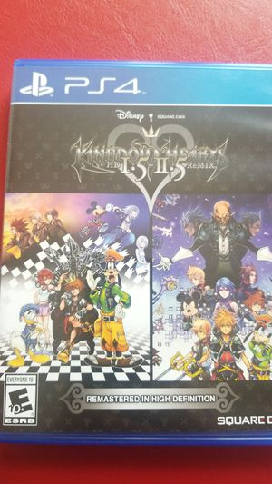 Kingdom hearts remix for ps4 for Sale in Bolingbrook, IL