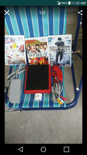 Complete Wii Mini System for Sale in Nashville, TN