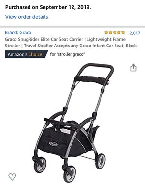 Graco car seat carrier for Sale in San Tan Valley, AZ