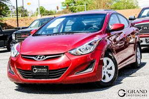 2016 Hyundai Elantra for Sale in Marietta, GA