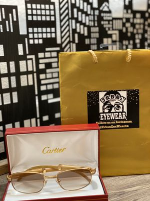 Cartier sunglasses for Sale in Citrus Heights, CA