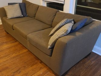 Couch With Pillows for Sale in Atlanta,  GA