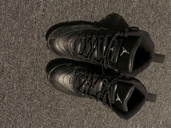 Jordan 12's and Jordan 5 both size 11.........Jordan 12 is a solid 8.5/10 asking 110$ and the 5 7/10 asking 80$.. first come first serve.