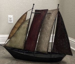 Metal sailboat for Sale in Ceres, CA