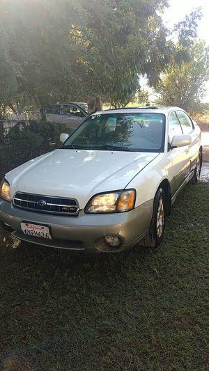 2002 Subaru Outback 3.0 for Sale in Clovis, CA