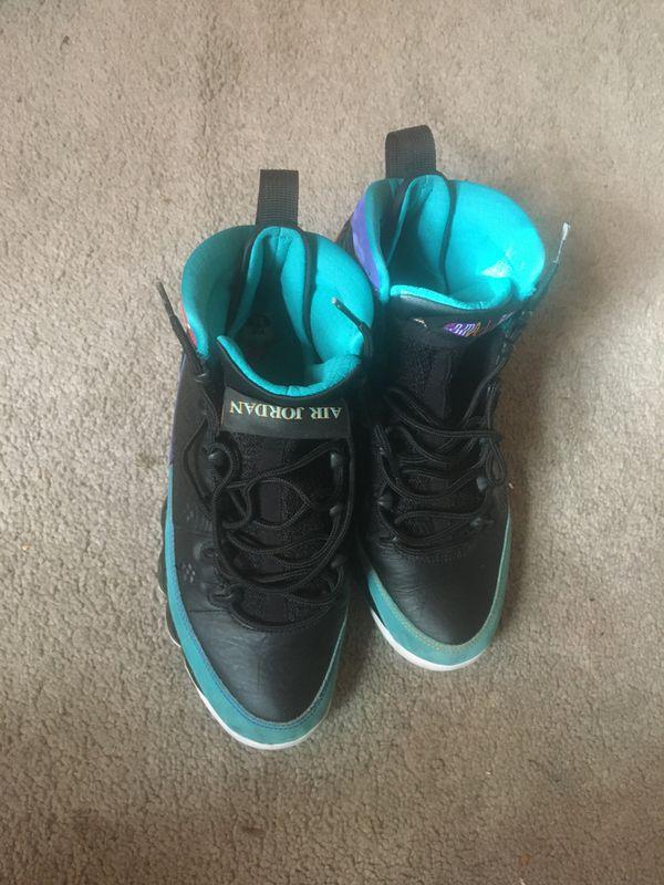 Jordan's 9's Size 8.5