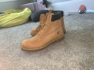 Authentic TIMBERLANDS size 11 for Sale in South Euclid, OH