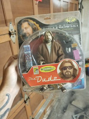 The Big Lebowski bobbleheads and action figures for Sale in Oakdale, CA