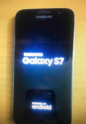 Samsung galaxy S7 Verizon unlocked for Sale in Garden Grove, CA