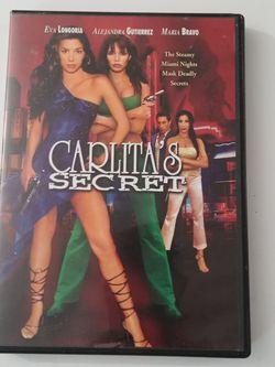 Carlita's Secret DVD for Sale in Moreno Valley,  CA