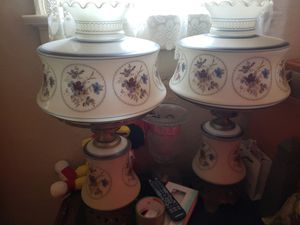 Antique lamps for Sale in St. Louis, MO