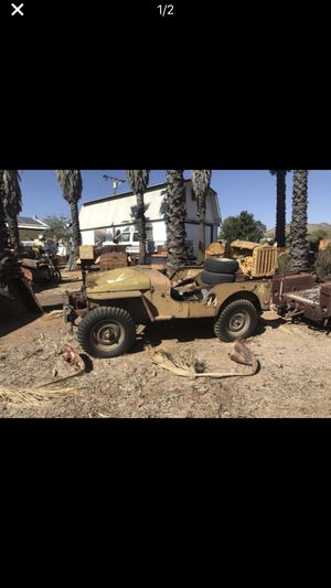 Military jeeps for Sale in Wildomar, CA