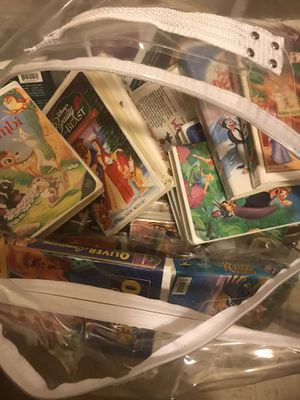 100 vhs Disney movies for Sale in Rockmart, GA