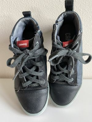 Camper kids high top sneakers, size 12 for Sale in Seattle, WA