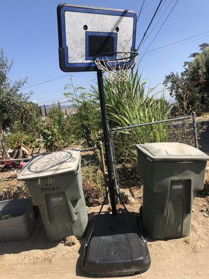 Basketball hoop for Sale in San Bernardino, CA