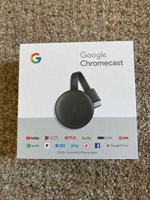 Google Chromecast for Sale in Temecula, CA