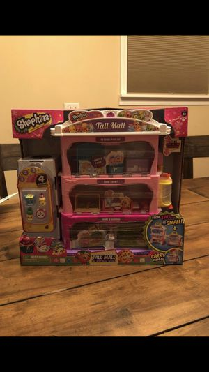 Shopkins tall mall for Sale in Chicago, IL