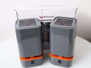 Wolverine WIOS 5.8GHz Wireless Speaker System for Sale in Corona, CA