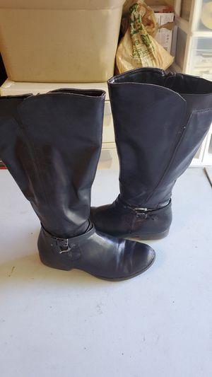 Women's Size 8 Black Boots for Sale in Allen, TX