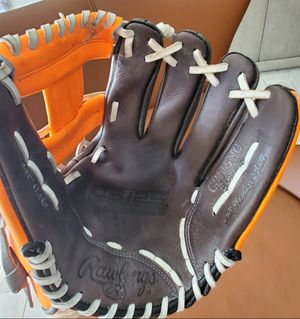 RAWLINGS CS125 CUSTOM SERIES 11.y5 YOUTH BASEBALL GLOVE CS1150NO for Sale in Miami, FL