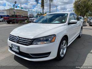 2013 Volkswagen Passat TDI SE for Sale in Visalia, CA