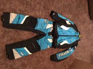 Castle x racewear snowmobile suit (M) for Sale in Las Vegas, NV