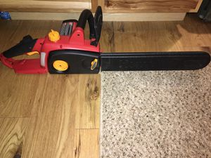 Homelite 16 inch 12.1 Amp Electric Chainsaw for Sale in Midland, TX