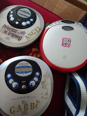 CD player for Sale in Salinas, CA