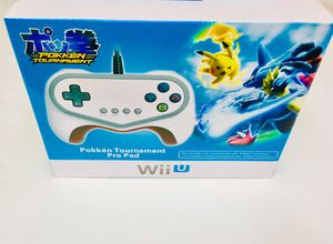 Wii U Hori Pokken Pro Pad Nintendo Controller for Sale in Huntington Park, CA