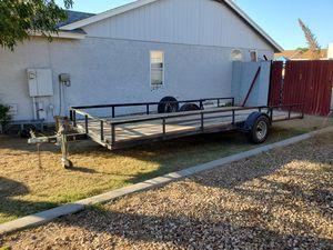 18x6 utility trailer for Sale in Mesa, AZ