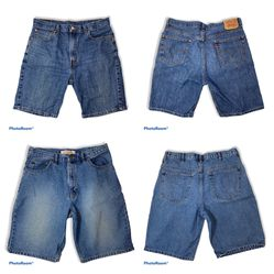 Lot (2) Shorts Denim Levis 505 & Canyon River for Sale in Princeton,  NJ