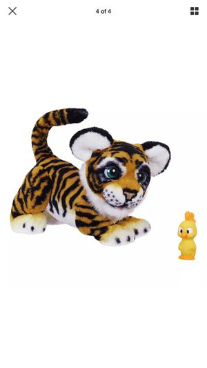 Furreal Friends toy tiger with 100+ combinations movements & sound for Sale in Greenville, SC