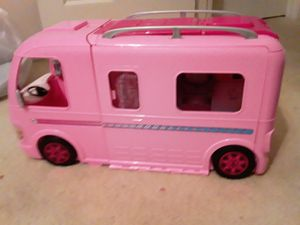 Barbie dream camper rv for Sale in Louisville, KY