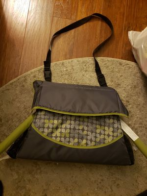 Changing station bag . for Sale in Darnestown, MD