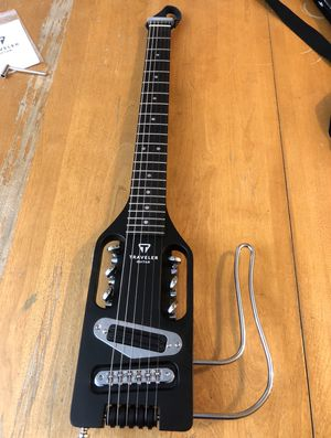 Traveler Guitar Electric Black for Sale in Fort Worth, TX