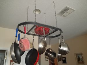 Pan hanger for ceiling for Sale in St. Cloud, FL