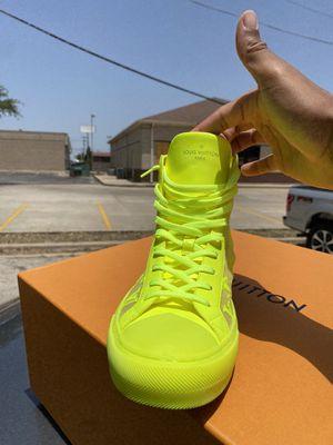Louis Vuitton men's sneaker. Size 43. Size . 10 for Sale in Austin, TX