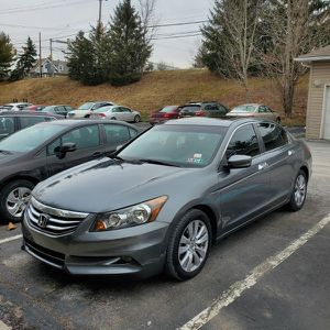 2012 Honda Accord EX-L V6 3.5L with Navigation for Sale in Pittsburgh, PA