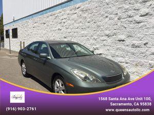 2005 Lexus ES for Sale in Sacramento, CA