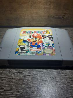 Super Mario Party 3 - Nintendo 64 for Sale in Miami,  FL