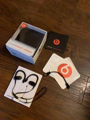 Power beats 3 wireless ( great condition ) for Sale in Tracy, CA