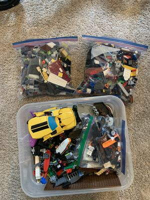 Assorted Legos for Sale in Tacoma, WA