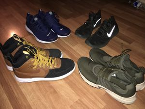 Like new 4 pairs size 12 for Sale in Philadelphia, PA
