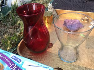 flower vases for Sale in Los Angeles, CA