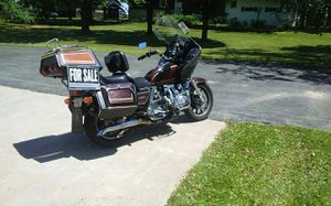 1983 goldwing. 1100ccs. 69000 miles. for Sale in WI, US